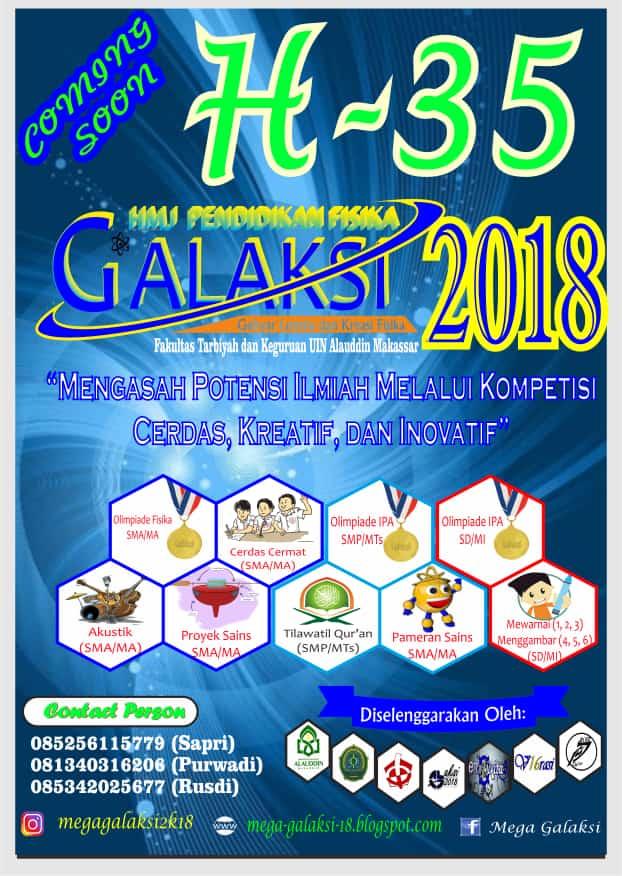Galaksi 2018